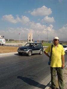 ulaz u Nikoziju
