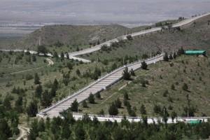Iznad Ašgabata