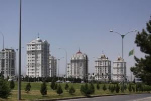 Nove avenije Ashgabata