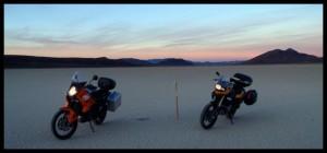 Veliko presušeno jezero - Nevada