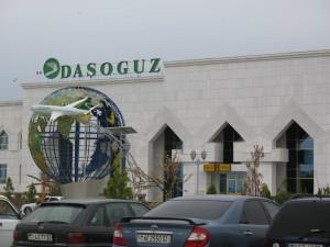 Aerodrom u Dasoguzu