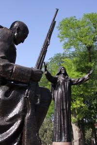 Spomenik palim borcima za slobodu Turkmenistana