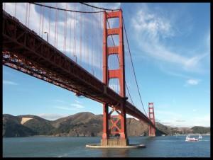 Ispod Golden Gate-a
