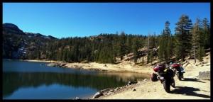 Vožnja uz jezero