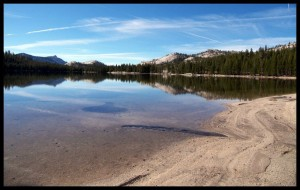 Jezero u Yosemite NP 2