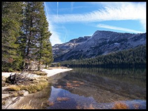 Jezero u Yosemite NP 3
