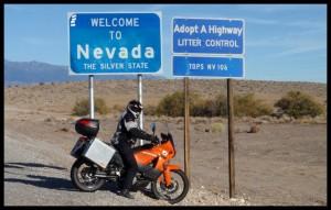 Ulazimo u Nevadu