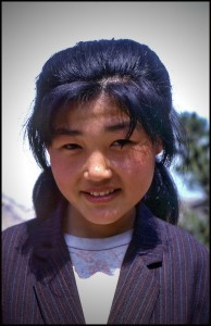 Mlada kineskinja