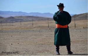 Mongolian crossroads