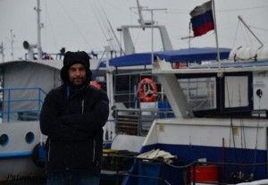Slika 7. Bajkalsko jezero, ribarska flota