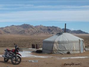 Slika 10. Naša gera i mongolski Tomos
