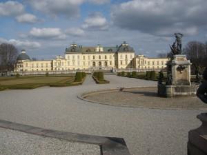 Drottningholm palača