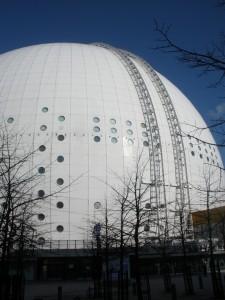 Globe arena