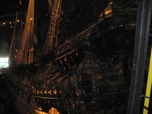 Restaurirani brod