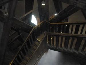 Unutrašnjost tornja Gradske vijećnice 1