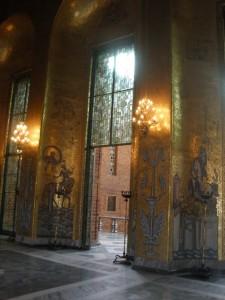Zlatna dvorana u Gradskoj vijećnici 1