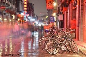 Slika 2. Naša ulica, hutong