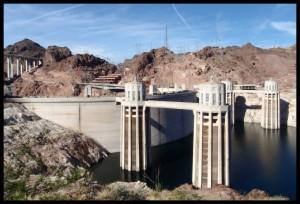 Hoover Dam malo bliže