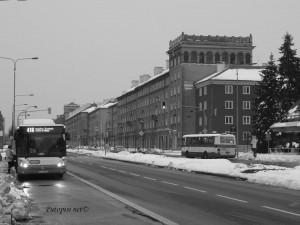 Tahirov, grad nedaleko Ostrave, grad u kojem je vrijeme potpuno stalo