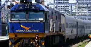 Indijske zeljeznice