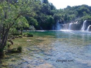 Najljepši vodopad Krke 2