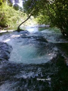 Najmanji vodopadi Krke 3