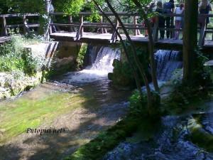 Najmanji vodopadi Krke 6