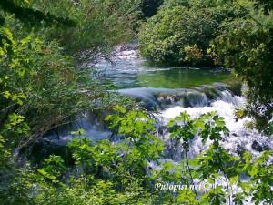 Najmanji vodopadi Krke 8