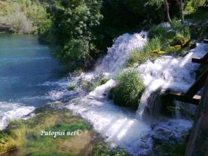 Najmanji vodopadi Krke 9