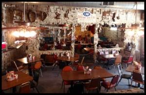 Unutrašnjost restorana