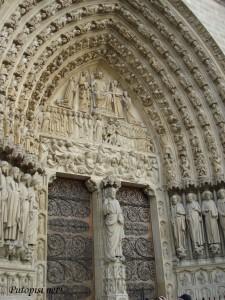 Notre Dame - portal 1