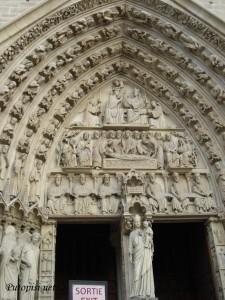 Notre Dame - portal 2