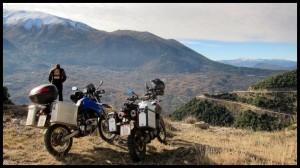 i prijevoja do Kalampake