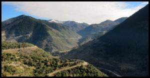 Luda vožnja od Ioannine preko planina