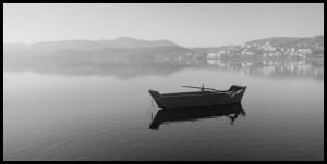 Barke na jezeru Orestiada 4