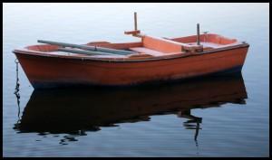 Barke na jezeru Orestiada 6