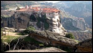 Pored grada Kalambakija u zapadnoj Tesaliji