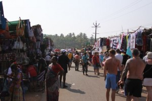 Market u  Anjuni