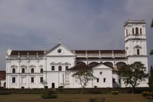 Stara Goa - crkva