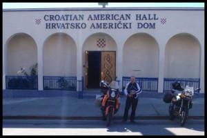 Hrvatska zajednica u Kaliforniji