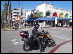 Ulaz na Venice Beach