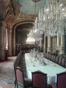 Napoleonov stol za ručavanje