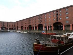 4 - Albert docks