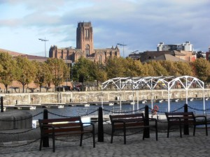 8 - pogled na Liverpool cathedral