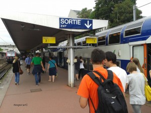Vlak za Versailles