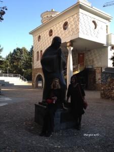 Majka Terezija, Mirjana B. i ja