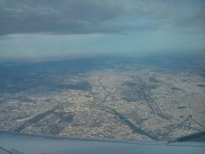Pariz iz zrakoplova