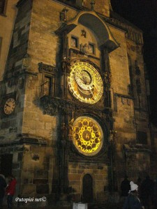 Orloj by night