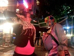 Klaun na ulicama Carigrada