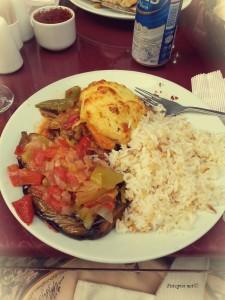 Tipični turski ručak